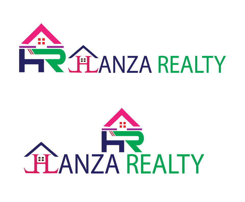 Logo Design by Private User - Entry No. 302 in the Logo Design Contest Logo Design for Hanza Realty.
