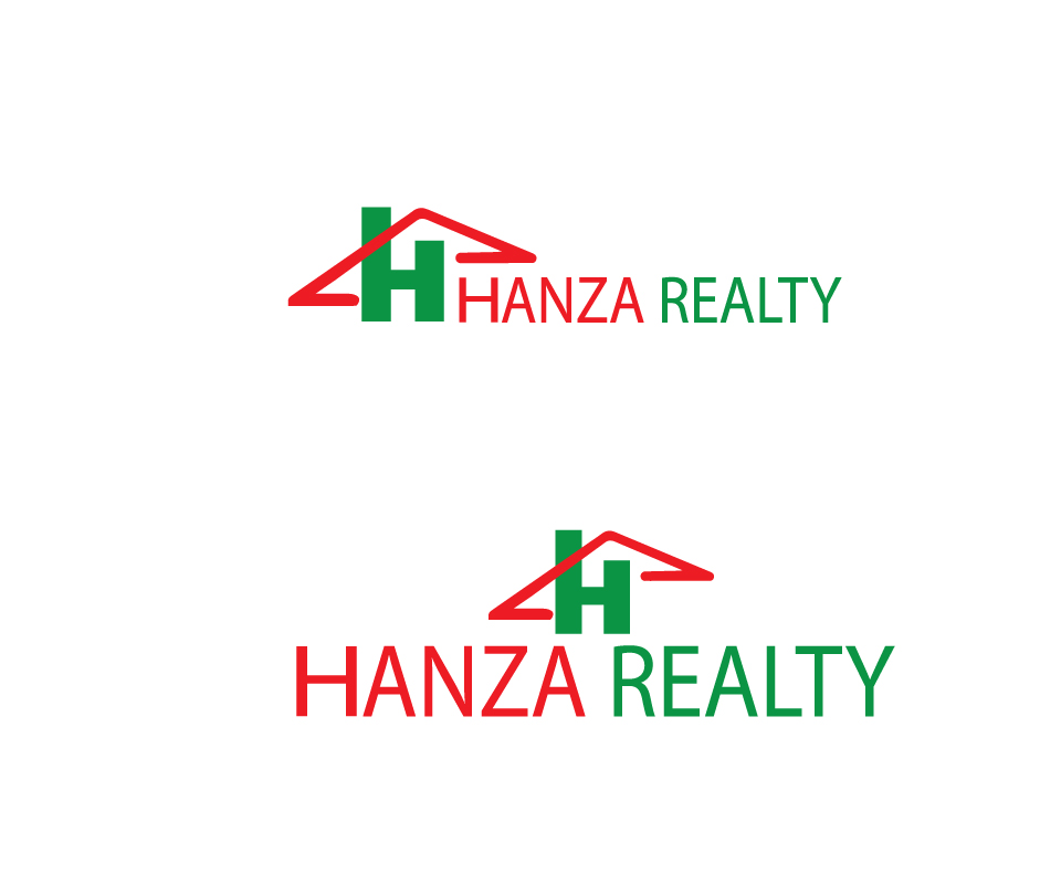 Logo Design by Private User - Entry No. 304 in the Logo Design Contest Logo Design for Hanza Realty.
