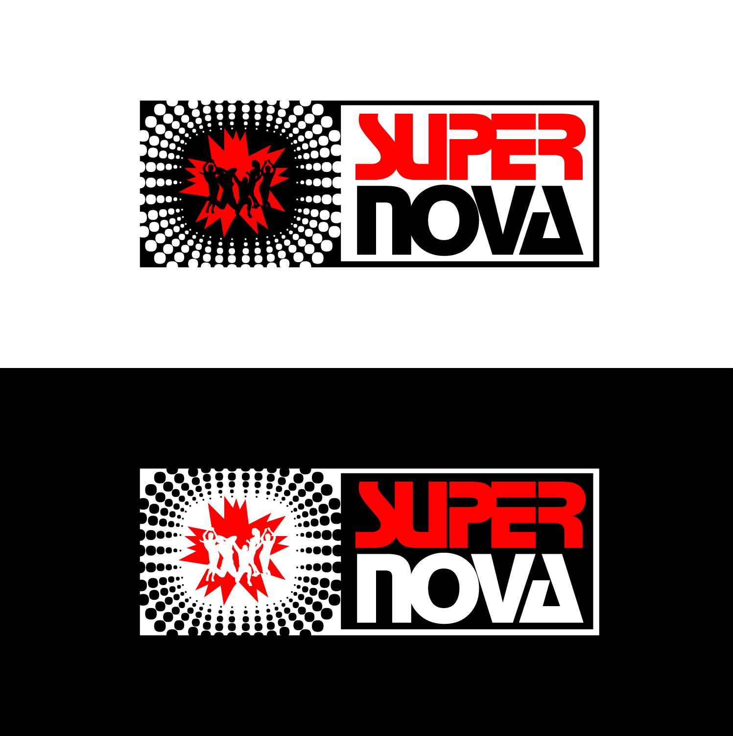 Logo Design by Batter Fly - Entry No. 246 in the Logo Design Contest Creative Logo Design for Supernova.