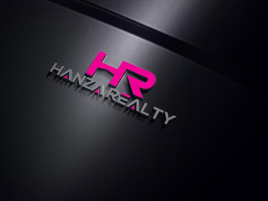 Logo Design by Magic Tools - Entry No. 324 in the Logo Design Contest Logo Design for Hanza Realty.