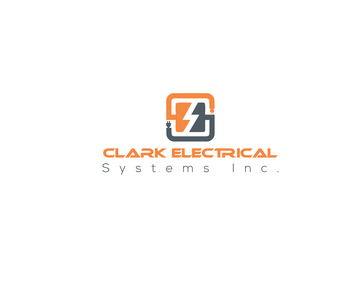 Logo Design by Zannatul Ferdous - Entry No. 239 in the Logo Design Contest Artistic Logo Design for Clark Electrical Systems Inc..