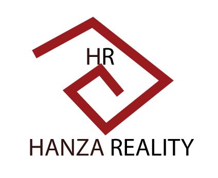Logo Design by fari - Entry No. 333 in the Logo Design Contest Logo Design for Hanza Realty.