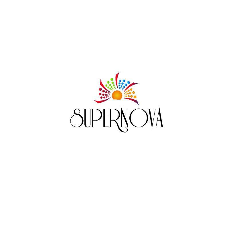 Logo Design by Ajaz ahmed Sohail - Entry No. 259 in the Logo Design Contest Creative Logo Design for Supernova.