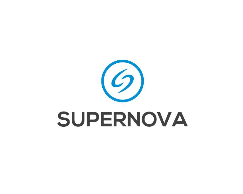 Logo Design by Nazmul Islam - Entry No. 266 in the Logo Design Contest Creative Logo Design for Supernova.