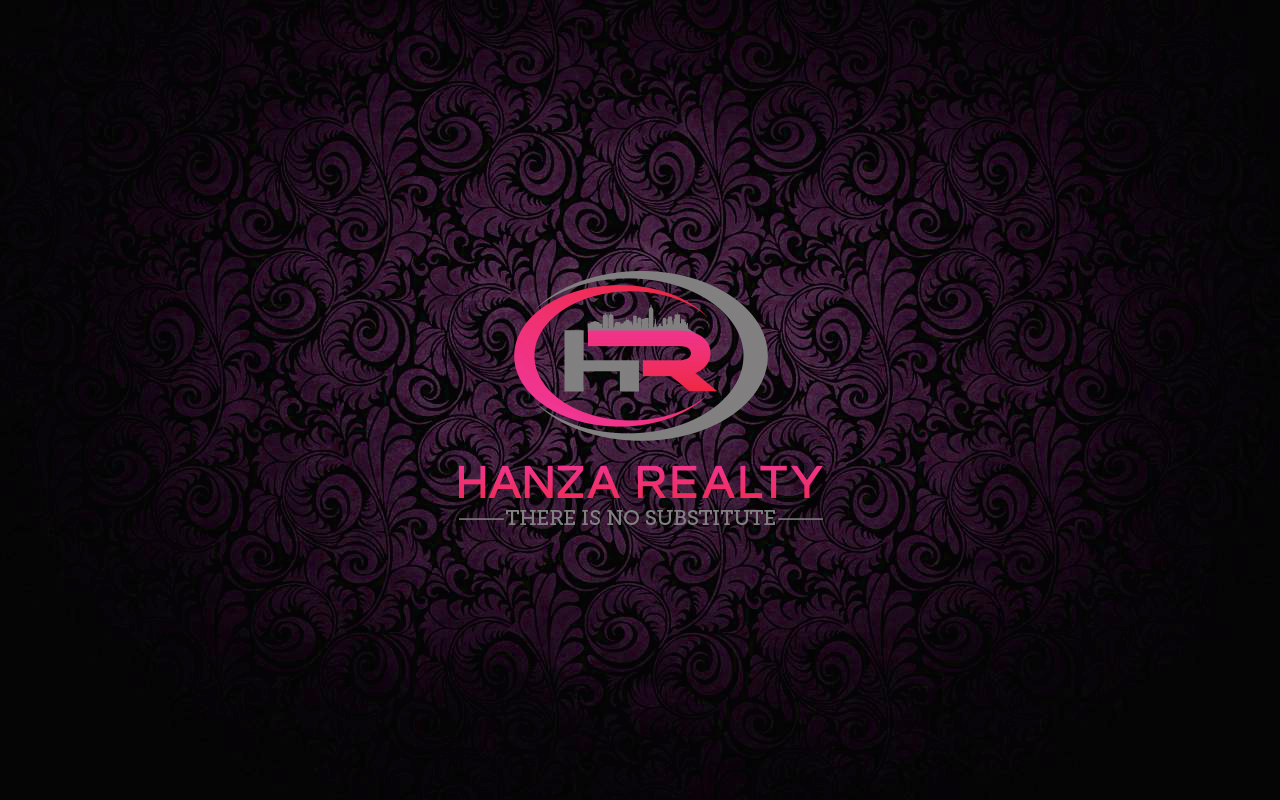 Logo Design by Umair ahmed Iqbal - Entry No. 340 in the Logo Design Contest Logo Design for Hanza Realty.