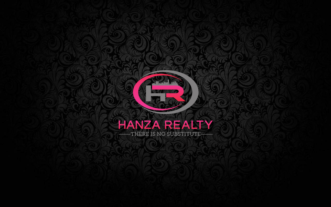 Logo Design by Umair ahmed Iqbal - Entry No. 341 in the Logo Design Contest Logo Design for Hanza Realty.