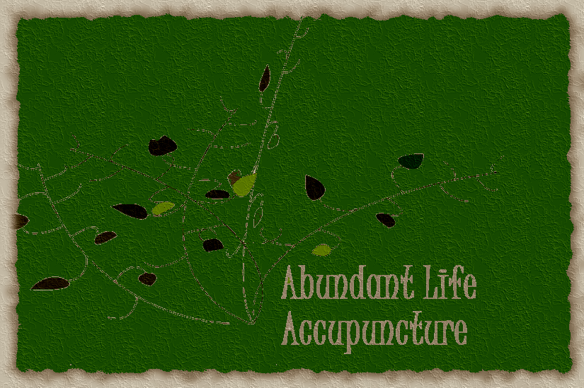 Logo Design by VAC ATV - Entry No. 6 in the Logo Design Contest abundant life acupuncture.