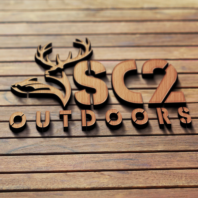 Logo Design by Private User - Entry No. 240 in the Logo Design Contest Imaginative Logo Design for SC2 Outdoors Hunting / Fishing Logo.