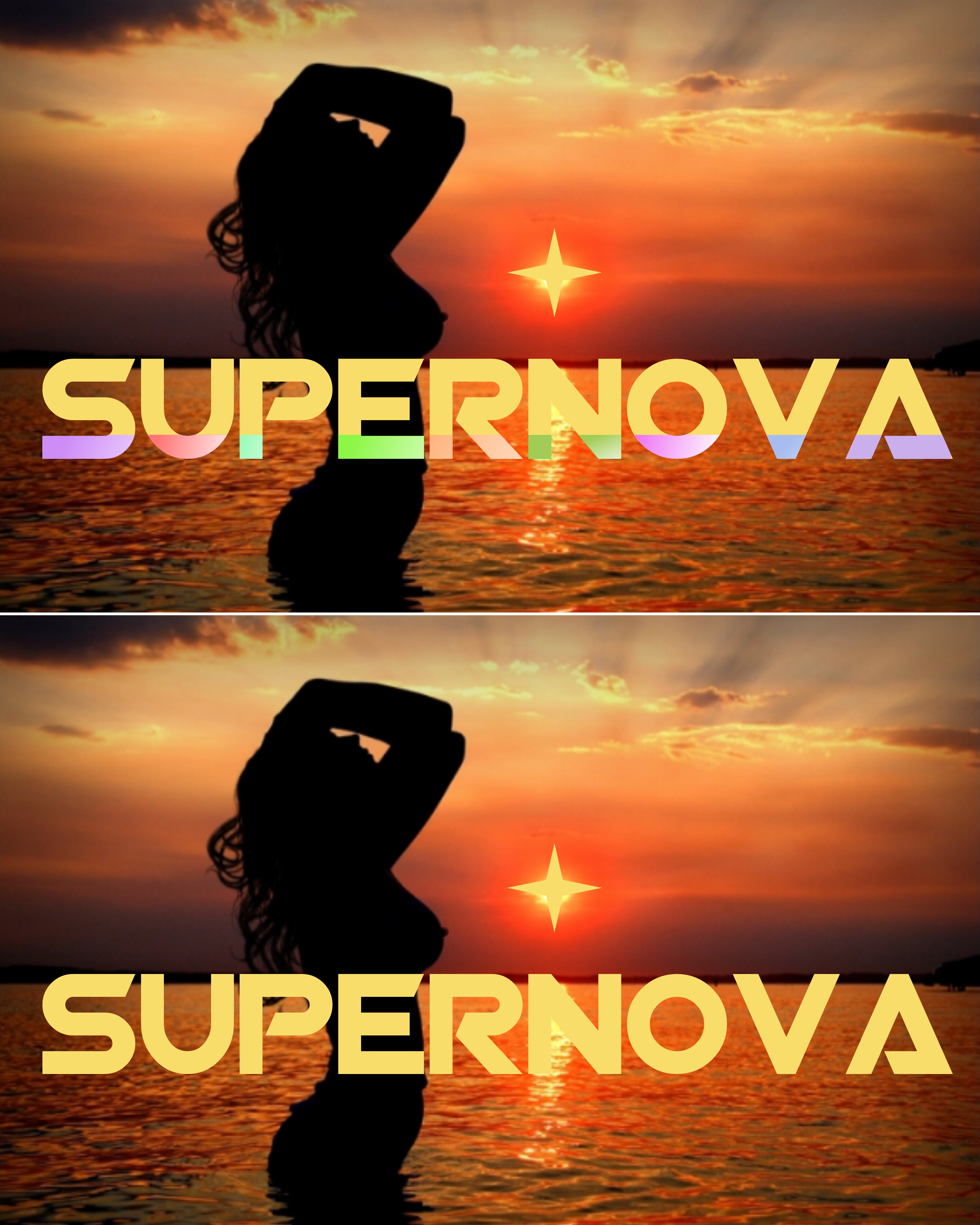 Logo Design by Roberto Bassi - Entry No. 269 in the Logo Design Contest Creative Logo Design for Supernova.