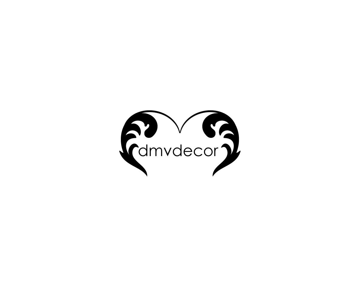 Logo Design by Mariam Mou - Entry No. 31 in the Logo Design Contest dmvdecor Logo Design.