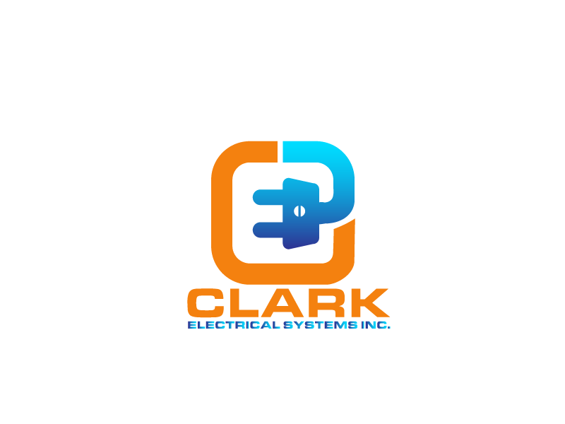 Logo Design by brands_in - Entry No. 258 in the Logo Design Contest Artistic Logo Design for Clark Electrical Systems Inc..