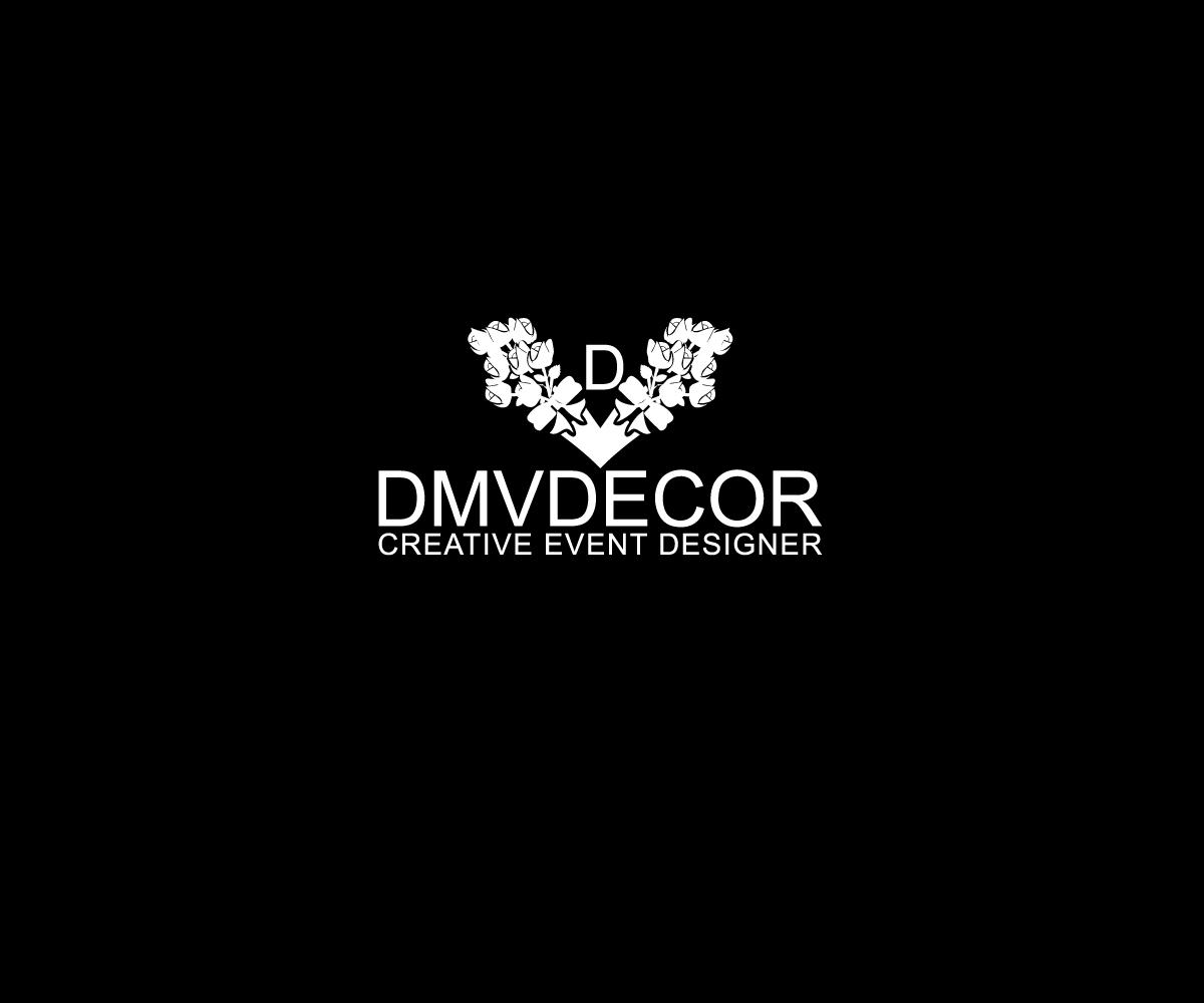 Logo Design by Mdkausar Hossain - Entry No. 34 in the Logo Design Contest dmvdecor Logo Design.