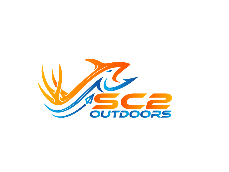 Logo Design by Private User - Entry No. 245 in the Logo Design Contest Imaginative Logo Design for SC2 Outdoors Hunting / Fishing Logo.