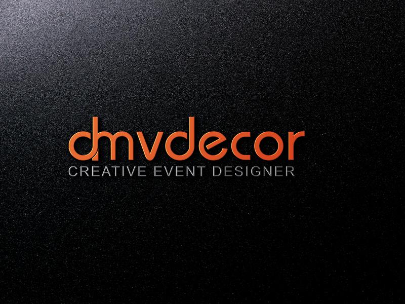Logo Design by MAlamgir Hossain - Entry No. 54 in the Logo Design Contest dmvdecor Logo Design.