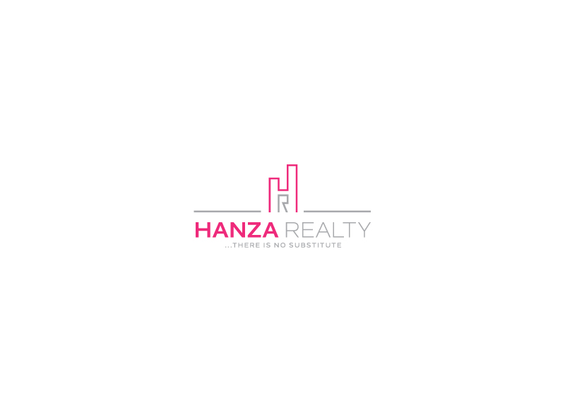 Logo Design by Tauhid Shaikh - Entry No. 360 in the Logo Design Contest Logo Design for Hanza Realty.