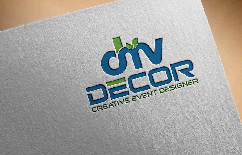 Logo Design by One Touch - Entry No. 61 in the Logo Design Contest dmvdecor Logo Design.