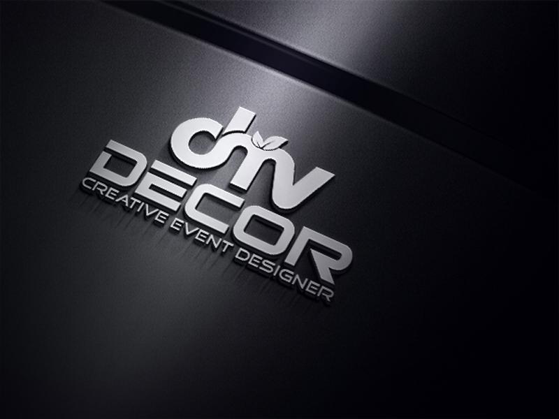 Logo Design by One Touch - Entry No. 64 in the Logo Design Contest dmvdecor Logo Design.