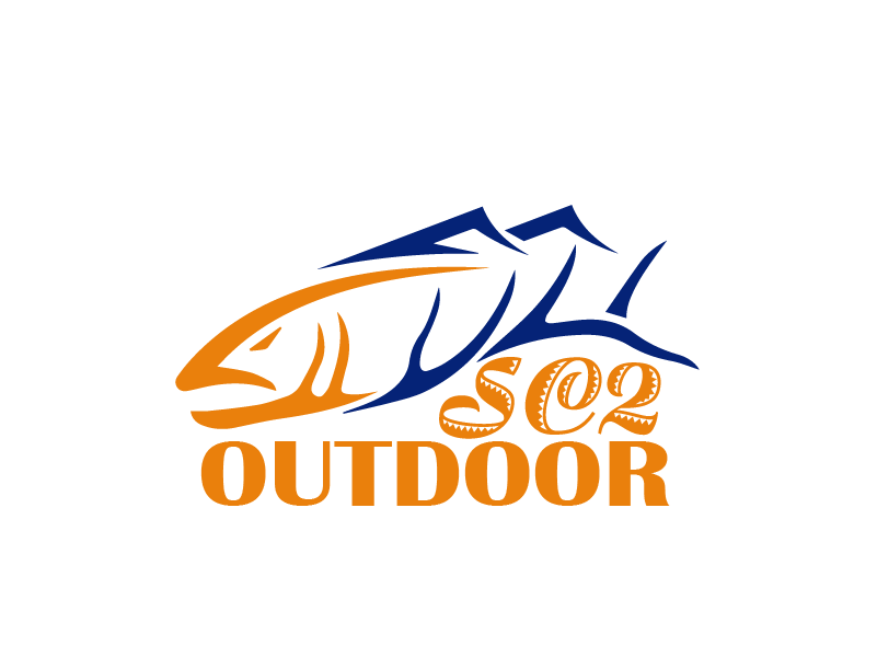 Logo Design by Private User - Entry No. 251 in the Logo Design Contest Imaginative Logo Design for SC2 Outdoors Hunting / Fishing Logo.