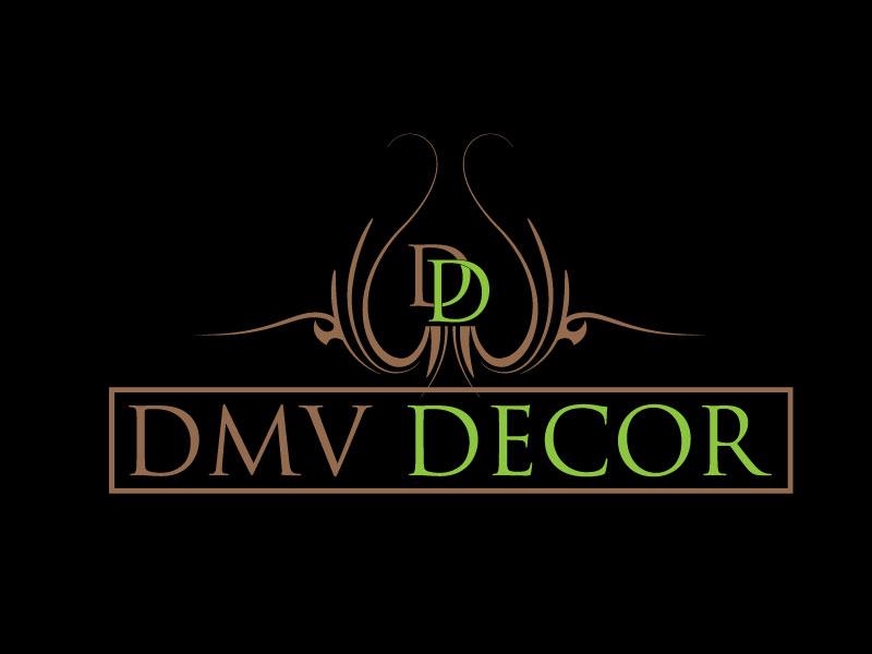 Logo Design by Rased Vai - Entry No. 78 in the Logo Design Contest dmvdecor Logo Design.