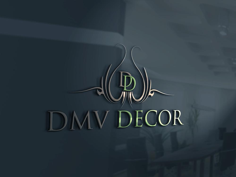 Logo Design by Rased Vai - Entry No. 81 in the Logo Design Contest dmvdecor Logo Design.