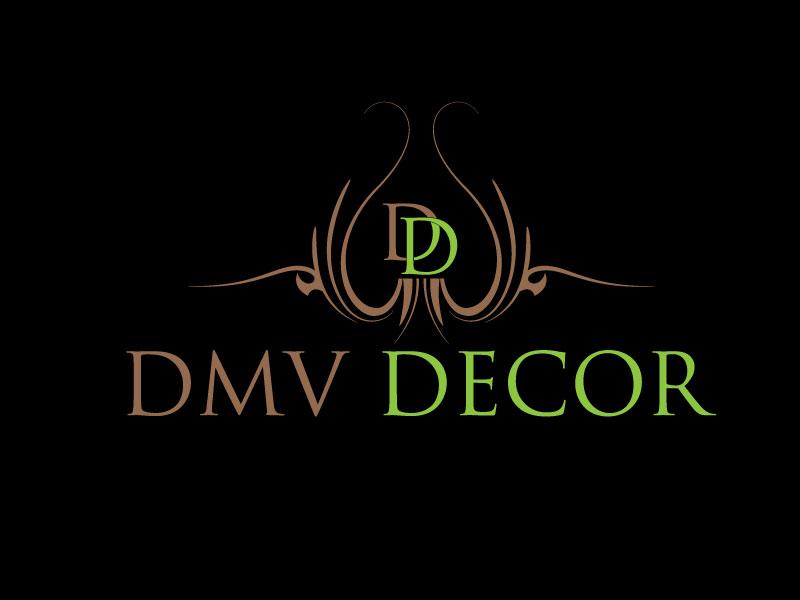 Logo Design by Rased Vai - Entry No. 82 in the Logo Design Contest dmvdecor Logo Design.