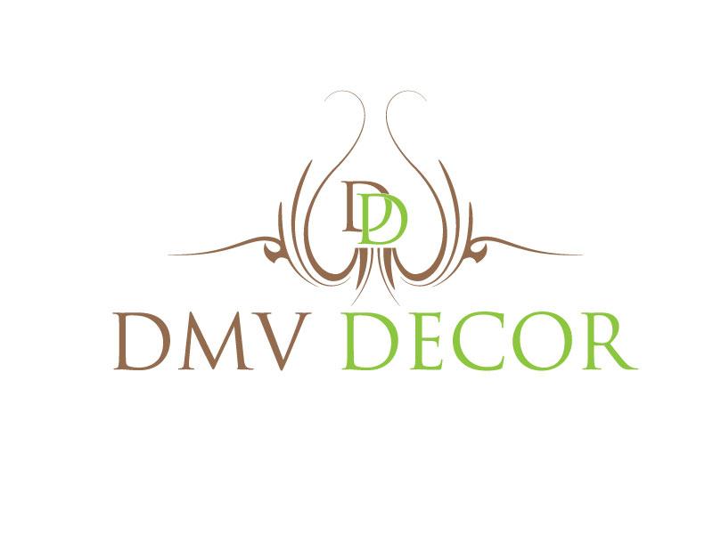 Logo Design by Rased Vai - Entry No. 83 in the Logo Design Contest dmvdecor Logo Design.