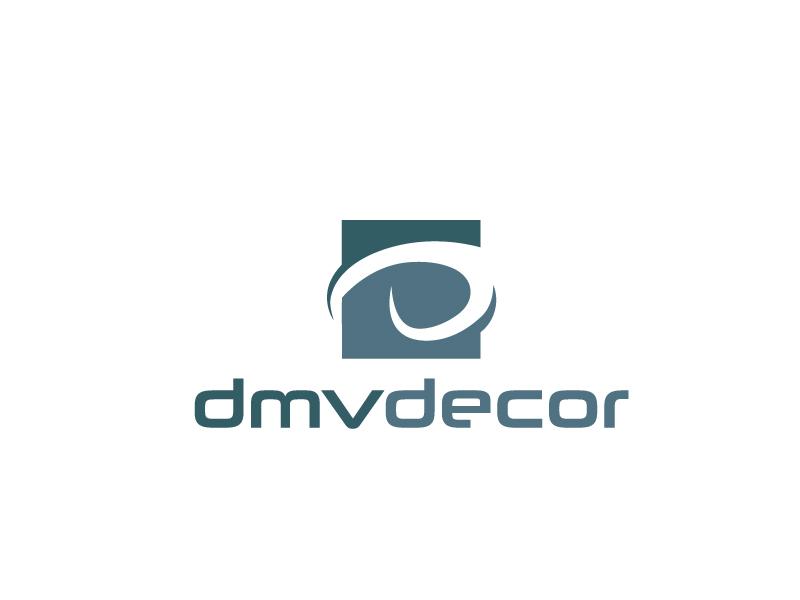Logo Design by Abdullah al Jobair - Entry No. 85 in the Logo Design Contest dmvdecor Logo Design.
