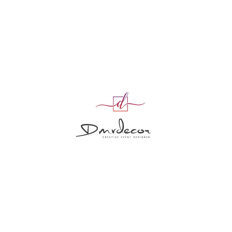 Logo Design by M h Rubel - Entry No. 88 in the Logo Design Contest dmvdecor Logo Design.