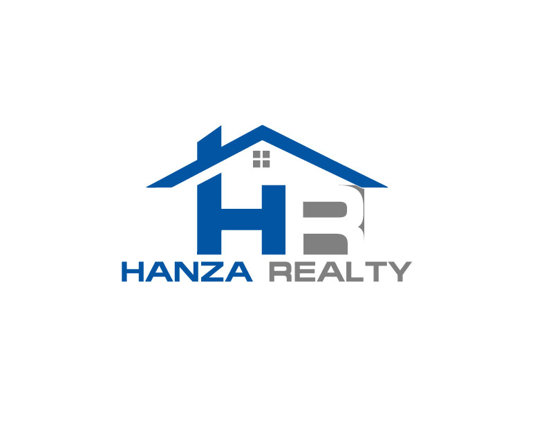 Logo Design by Private User - Entry No. 361 in the Logo Design Contest Logo Design for Hanza Realty.