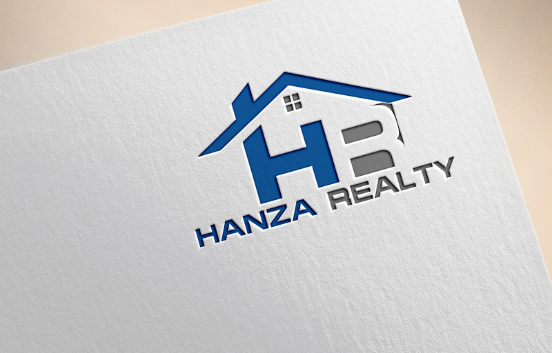 Logo Design by Private User - Entry No. 363 in the Logo Design Contest Logo Design for Hanza Realty.
