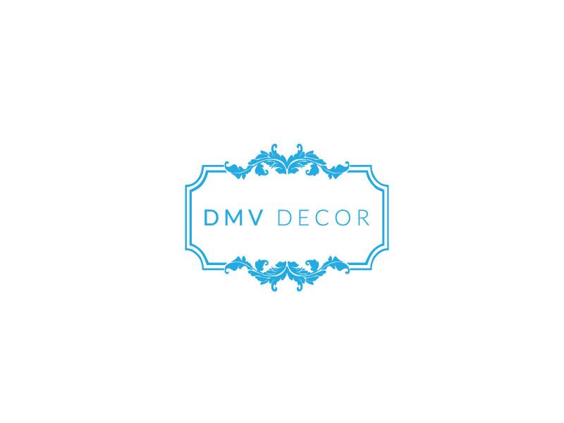 Logo Design by Sohel Sorkar - Entry No. 92 in the Logo Design Contest dmvdecor Logo Design.