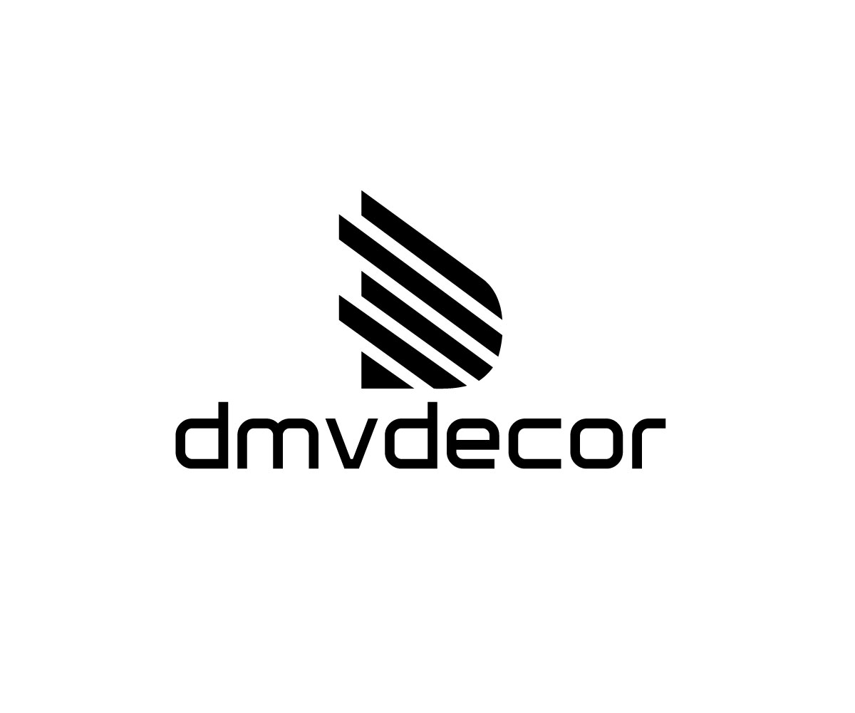 Logo Design by Tanisha Afroz - Entry No. 111 in the Logo Design Contest dmvdecor Logo Design.
