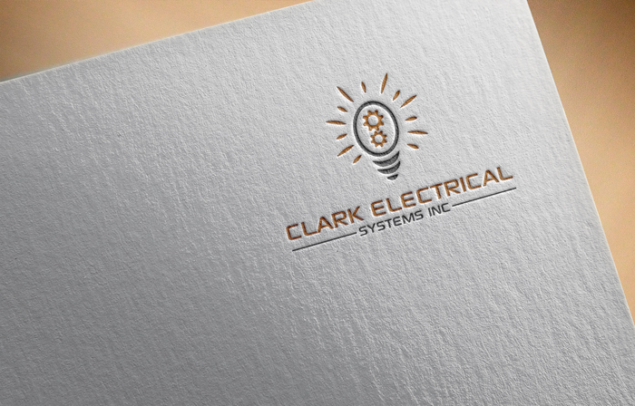 Logo Design by Mohammad azad Hossain - Entry No. 268 in the Logo Design Contest Artistic Logo Design for Clark Electrical Systems Inc..