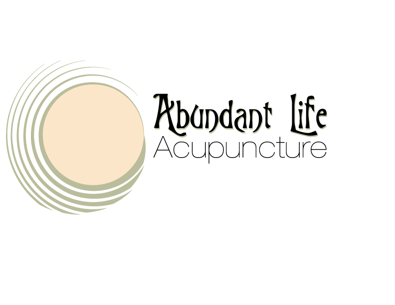 Logo Design by ADeBoer - Entry No. 24 in the Logo Design Contest abundant life acupuncture.