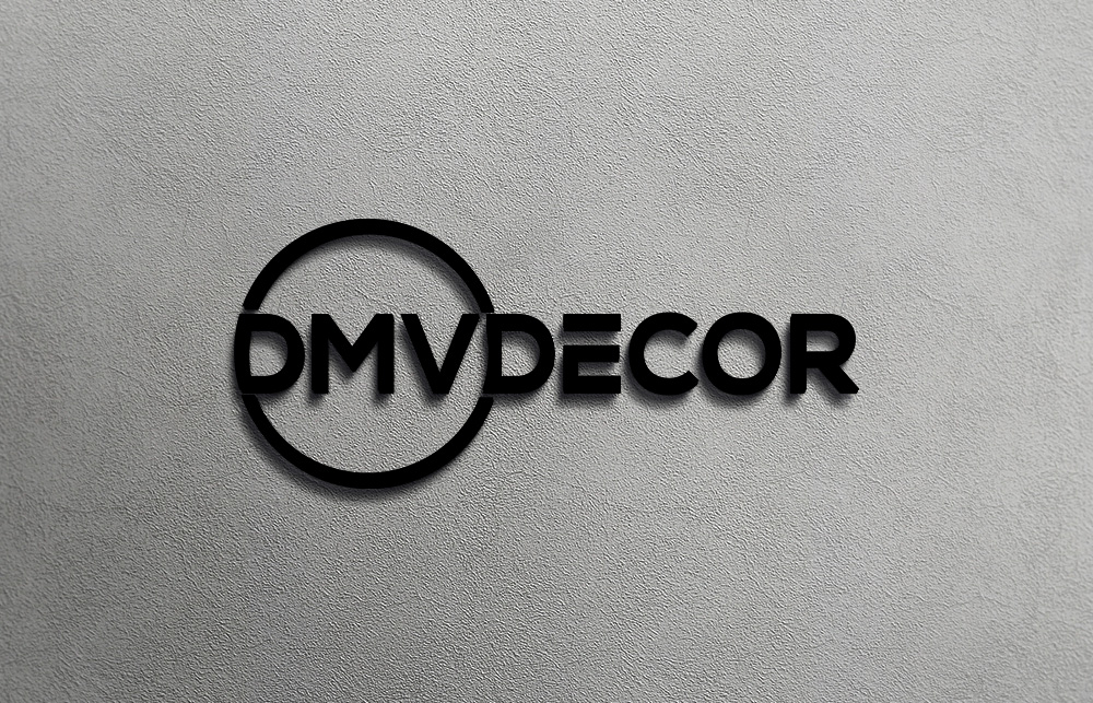 Logo Design by Imtiaz Hossain - Entry No. 115 in the Logo Design Contest dmvdecor Logo Design.