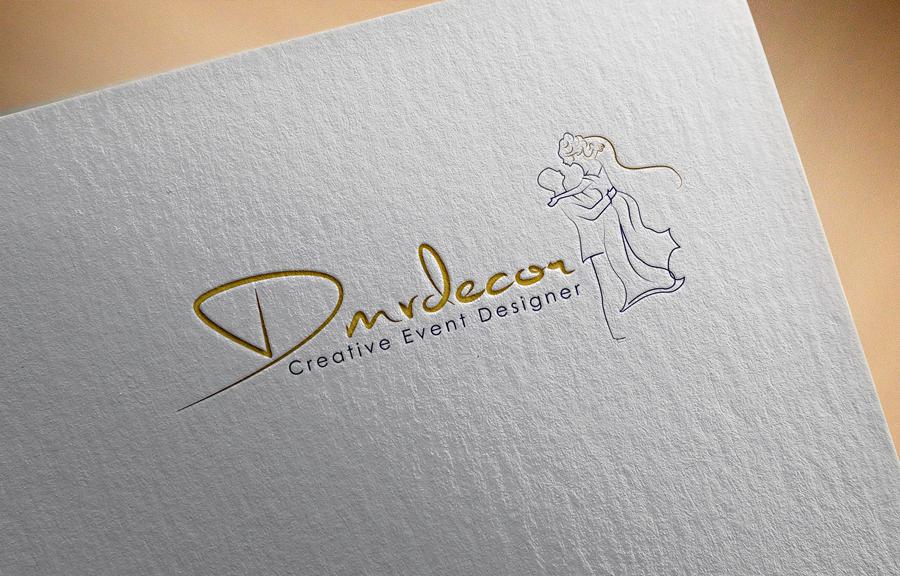 Logo Design by Abdur Rahman - Entry No. 117 in the Logo Design Contest dmvdecor Logo Design.