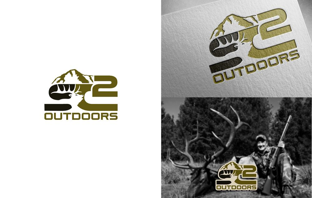 Logo Design by Banyumili - Entry No. 262 in the Logo Design Contest Imaginative Logo Design for SC2 Outdoors Hunting / Fishing Logo.