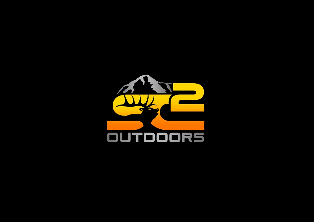 Logo Design by Banyumili - Entry No. 264 in the Logo Design Contest Imaginative Logo Design for SC2 Outdoors Hunting / Fishing Logo.