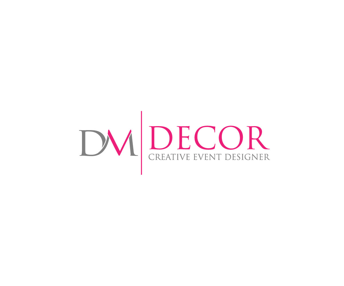 Logo Design by ARMAN HOSSAIN - Entry No. 122 in the Logo Design Contest dmvdecor Logo Design.