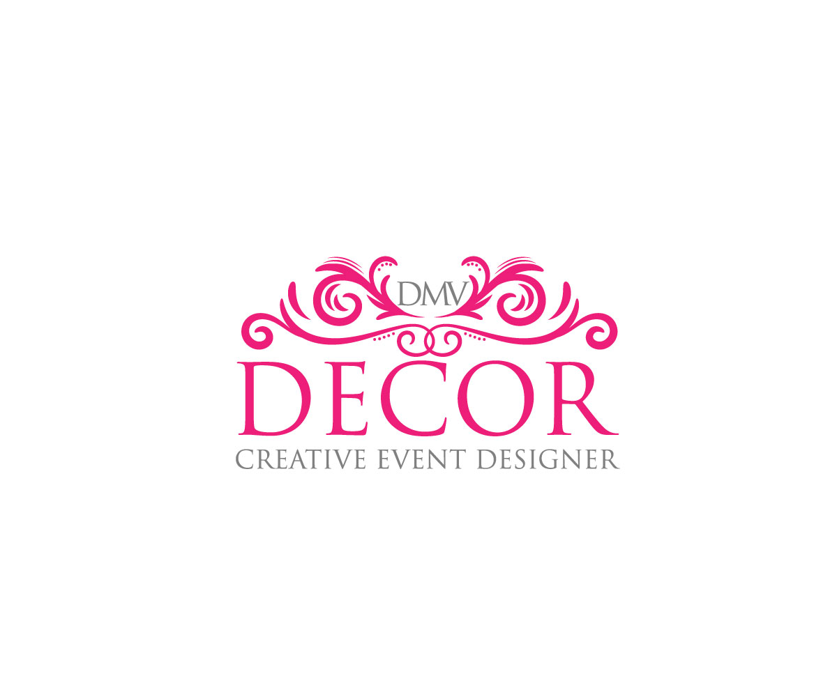 Logo Design by ARMAN HOSSAIN - Entry No. 131 in the Logo Design Contest dmvdecor Logo Design.