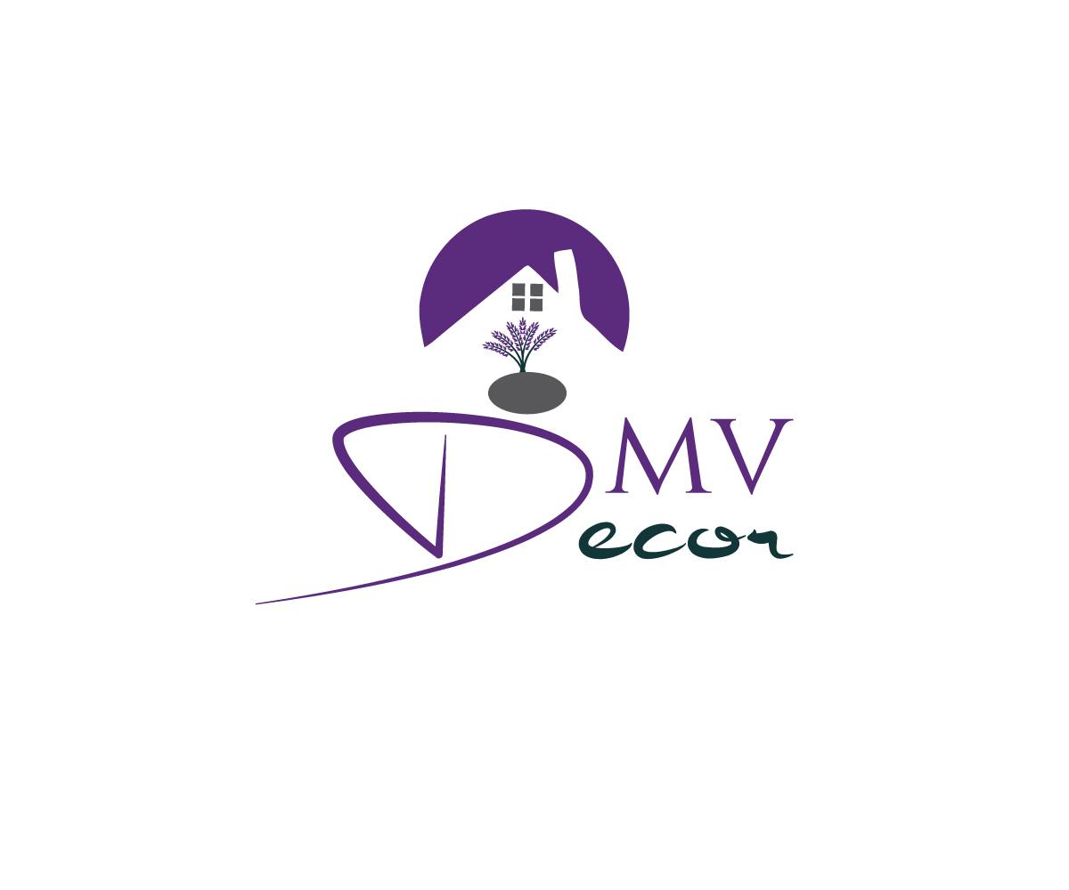 Logo Design by Apple Food - Entry No. 137 in the Logo Design Contest dmvdecor Logo Design.