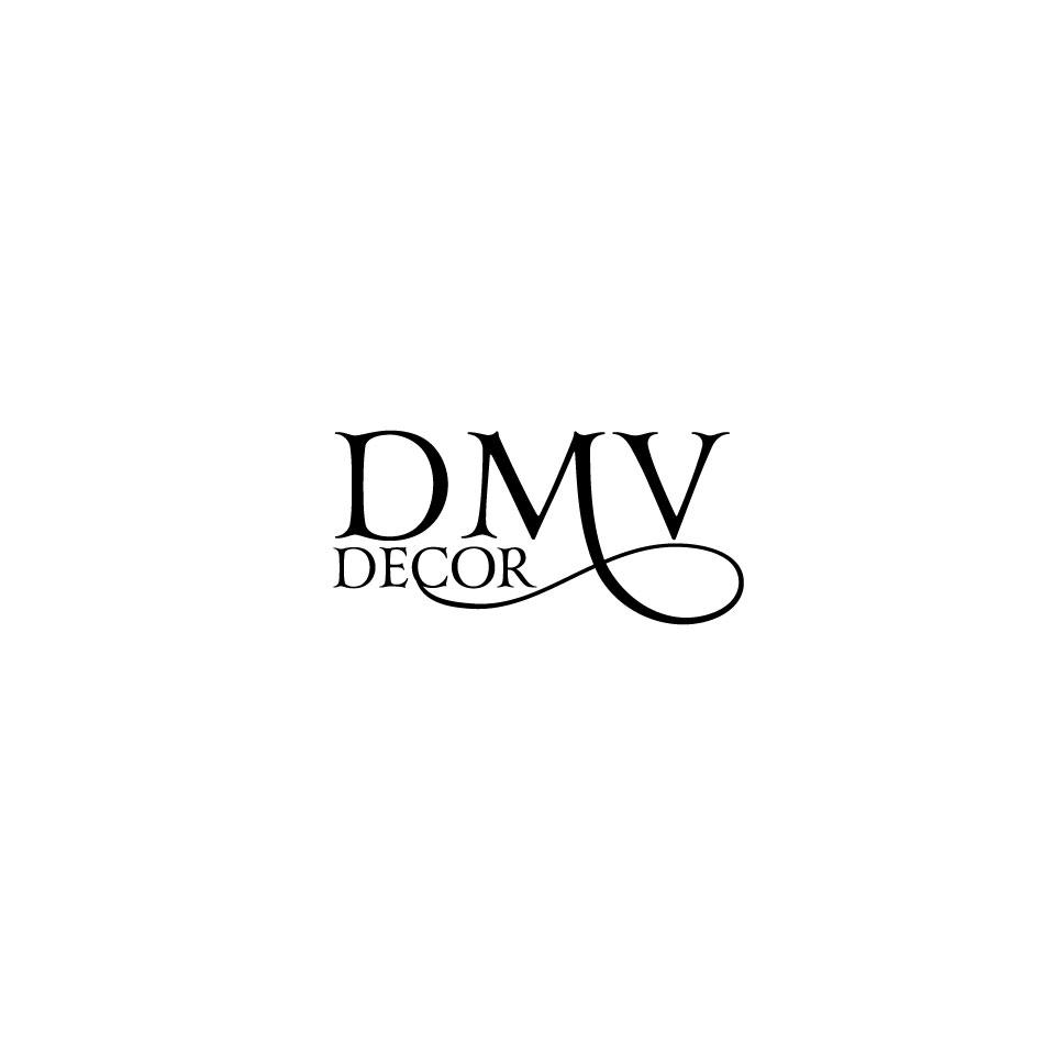 Logo Design by Private User - Entry No. 139 in the Logo Design Contest dmvdecor Logo Design.