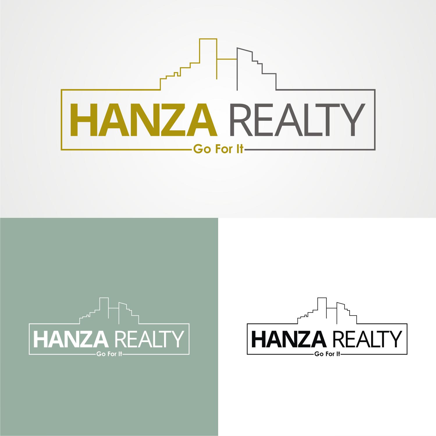Logo Design by Andri Septianto - Entry No. 372 in the Logo Design Contest Logo Design for Hanza Realty.