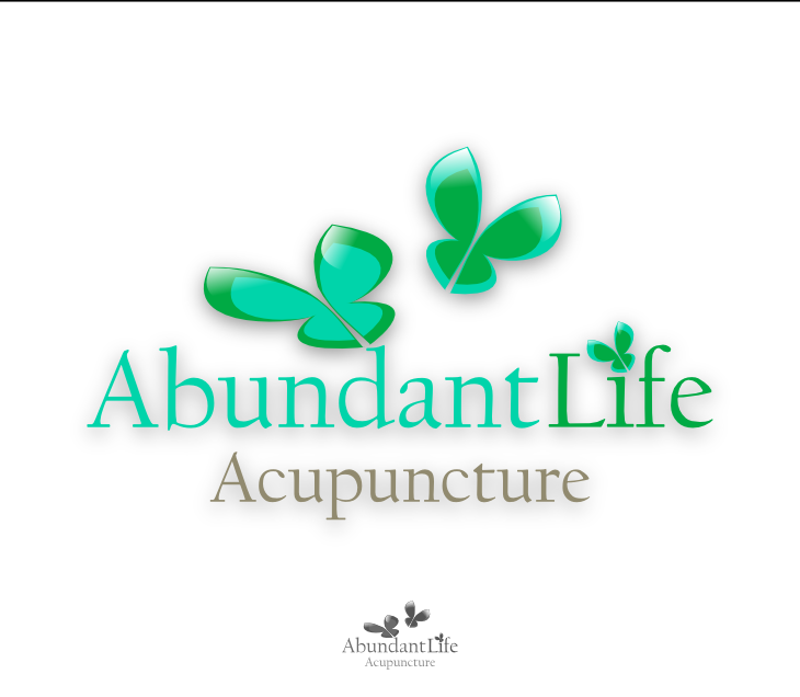 Logo Design by karmadesigner - Entry No. 26 in the Logo Design Contest abundant life acupuncture.