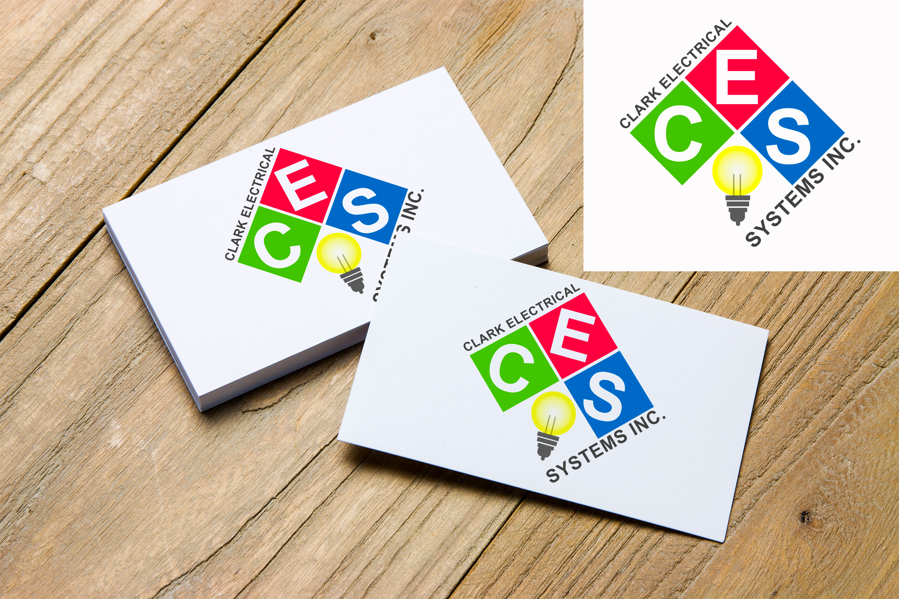 Logo Design by Private User - Entry No. 283 in the Logo Design Contest Artistic Logo Design for Clark Electrical Systems Inc..