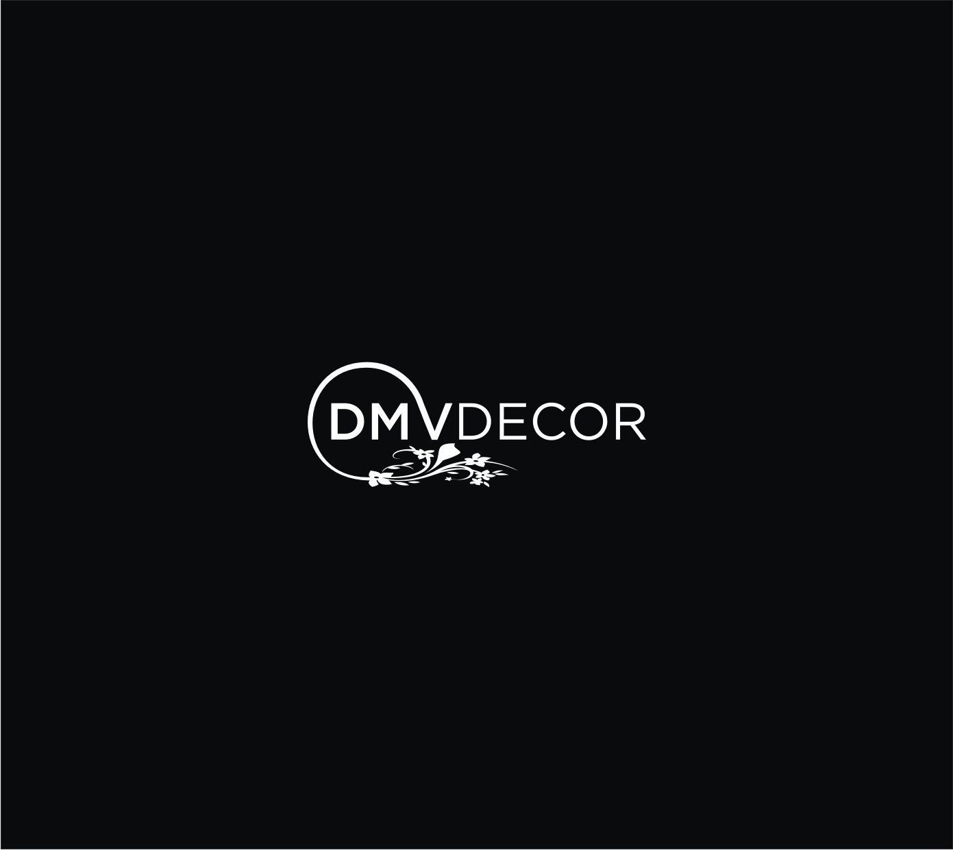 Logo Design by Sigitumarali Sigit - Entry No. 152 in the Logo Design Contest dmvdecor Logo Design.