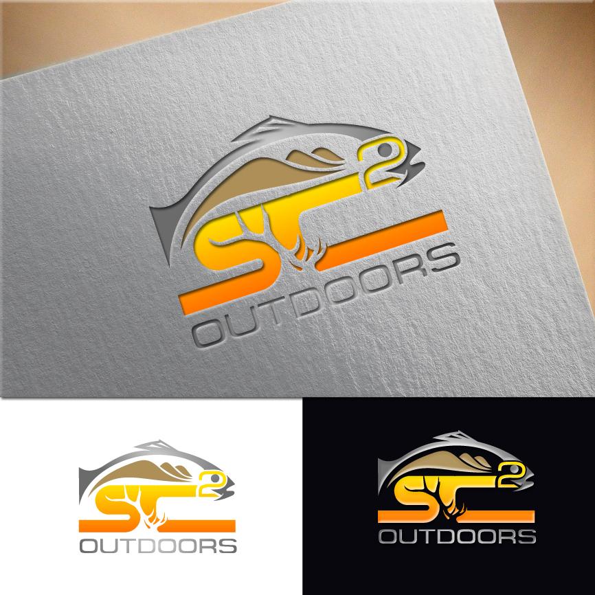 Logo Design by RasYa Muhammad Athaya - Entry No. 273 in the Logo Design Contest Imaginative Logo Design for SC2 Outdoors Hunting / Fishing Logo.