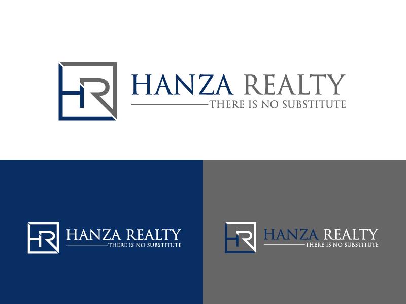 Logo Design by Private User - Entry No. 393 in the Logo Design Contest Logo Design for Hanza Realty.