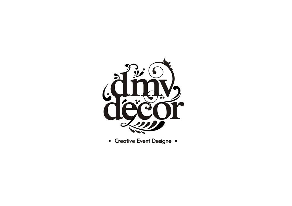 Logo Design by Banyumili - Entry No. 162 in the Logo Design Contest dmvdecor Logo Design.