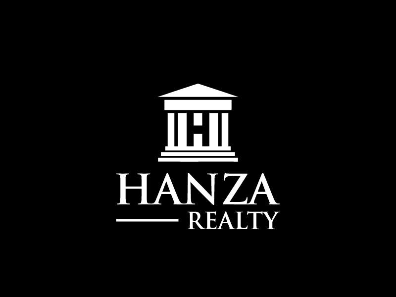 Logo Design by Private User - Entry No. 409 in the Logo Design Contest Logo Design for Hanza Realty.